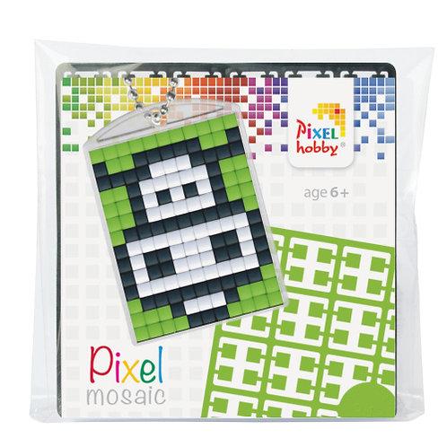 Pixelhobby Sleutelhanger Koe