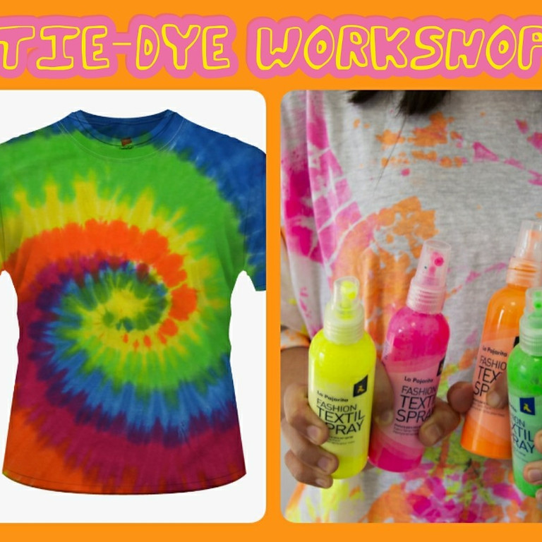 Tie-Dye Workshop
