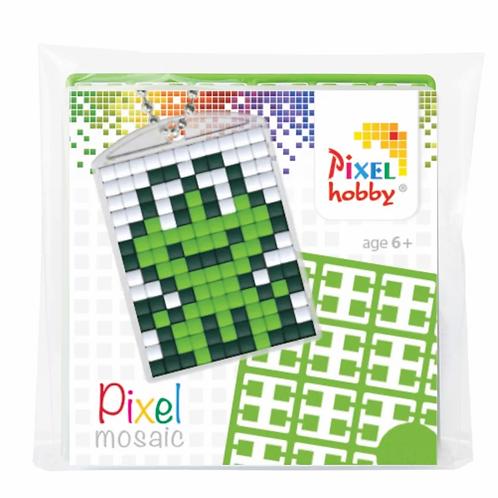 Pixelhobby Sleutelhanger Kikker