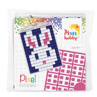 Pixelhobby Sleutelhanger Konijn