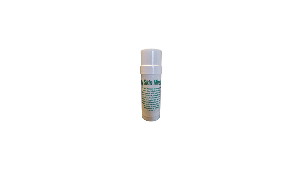 DRY SKIN MIRACLE - 2 OZ DIAL-UP TUBE