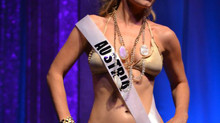 B Wilder rocks as the new Miss Austria-Queen of the Universe Beauty Pageant