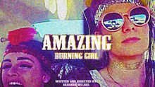 Amazing Burning Girl