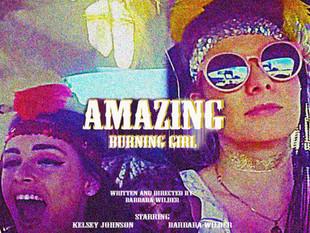 Amazing Burning Girl