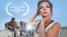 "Great news!!! American Golden Picture International Film Festival selected movie ""Mr. Lonely"""
