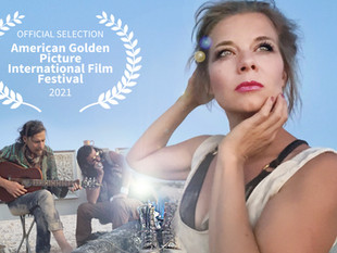 """Great news!!! American Golden Picture International Film Festival selected movie """"Mr. Lonely"""""""