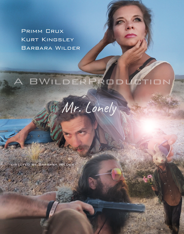 Mr. Lonely Poster small Barbara Wilder