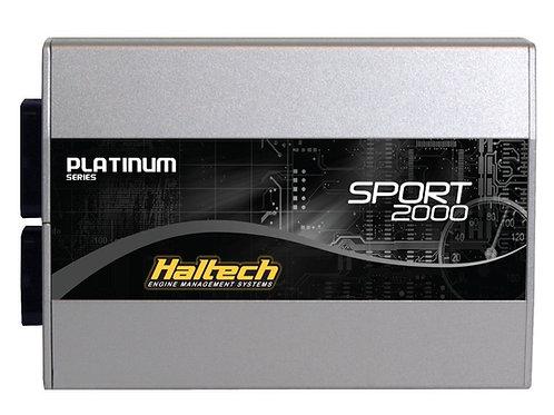 HT-051400 Platinum Sport 2000 ECU Only