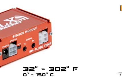 SM-FluidTemp - Fluid Temp Sensor Module