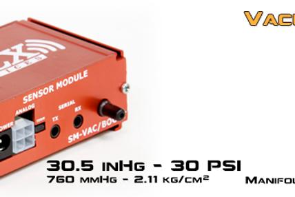 SM-Vac/Boost - Vacuum/Boost Sensor Module