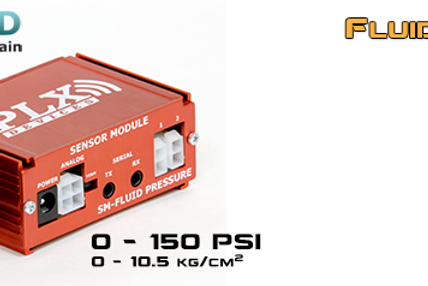SM-FluidPressure - Fluid Pressure Sensor Module