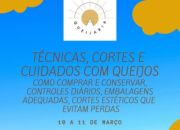 TÉCNICAS, CUIDADOS E CORTES