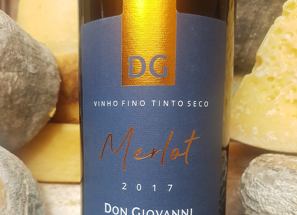 DON GIOVANNI MERLOT 2017