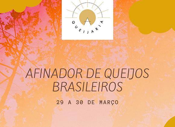 AFINADOR DE QUEIJOS BRASILEIROS