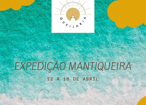 EXPEDIÇÃO MANTIQUEIRA