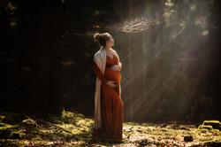 Schwangerschaftsfotografie im Altmühltal