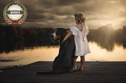 Beste Freunde Kinderfotografie