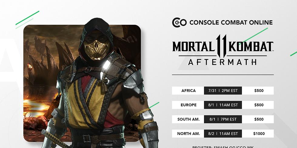Mortal Kombat 11 | Console Combat