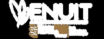 Enuit Logo - White with White EnergyRisk
