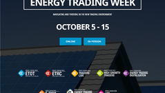 05-15 October 2021: Energy Trading week (In-person and Online)