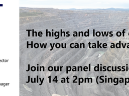 The highs and lows of copper trading - 3 experts discuss how you can take advantage