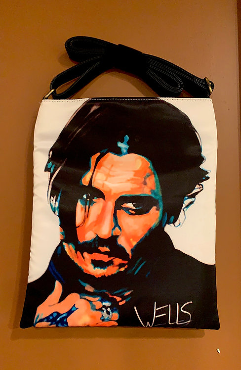 Limited Edition, Johnny Depp, Concert bag