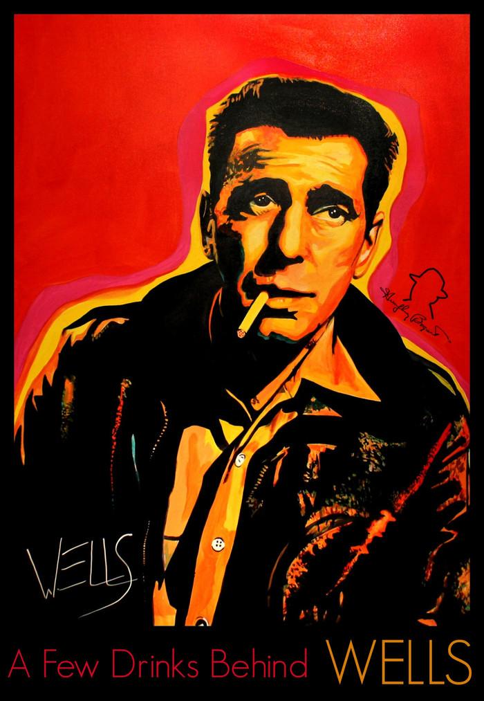 WELLS at Humphrey Bogart Film Festival