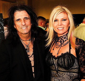 Alice-Cooper | Stacey Wells| Rock Star