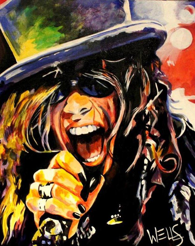 Order a rock star to your door.