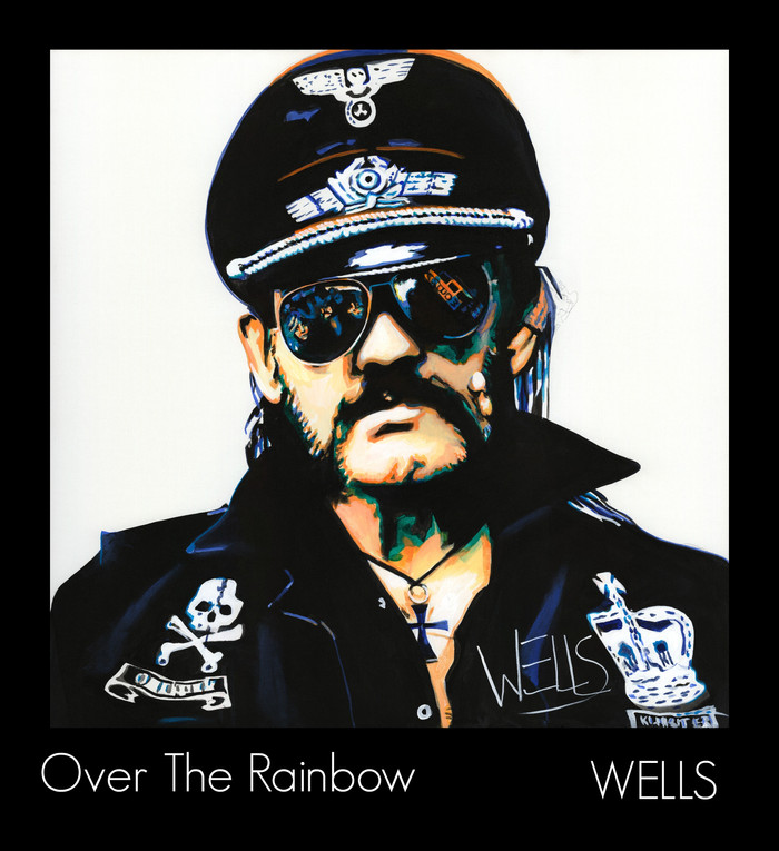 Somewhere Over The Rainbow Lemmy Reflects