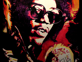 Jimi Hendrix new release