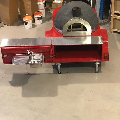 Sydney pizza trailer