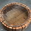 Thumbnail: Brick fire pit with stainless steel grill 800mm