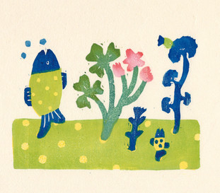 fish&flowers