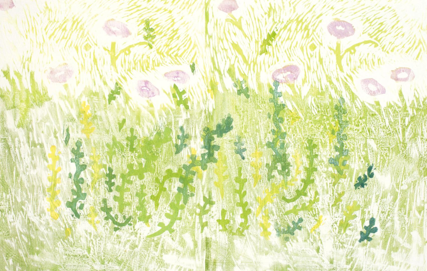 記憶の草花