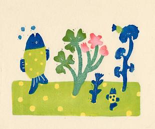 fish&flower