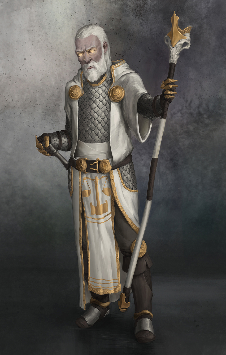 Aasimar Sorcerer characters | ted ottosson