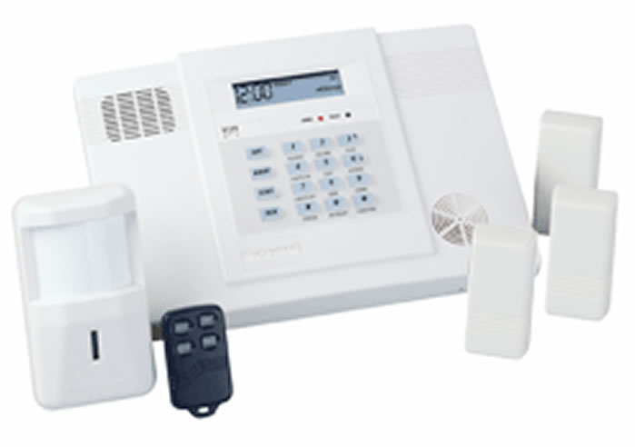 Alarm System Custom Packages