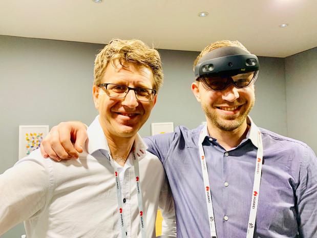 Our CEO with Joe the hololens guru.jpeg