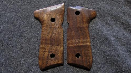 Beretta 92FS Curly Walnut grips #2