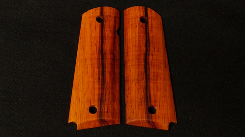 1911 Full Size Cocobolo Grips #8