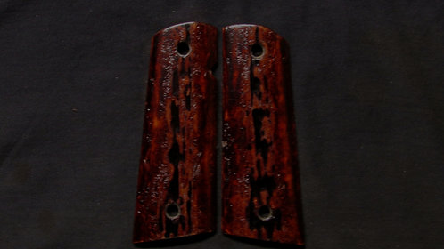 1911 Full Size Mystery Stag Magwell grips #15