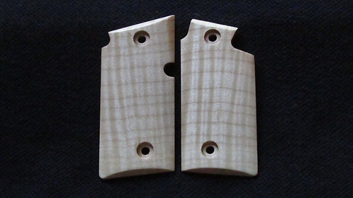 Sig Sauer p238 Curly Maple Grips #308