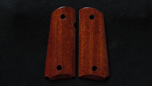 1911c  Compact Mahogany Grips #21