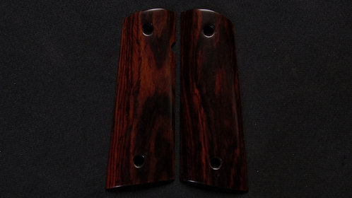 1911 Full Size Cocobolo Magwell Grips #127