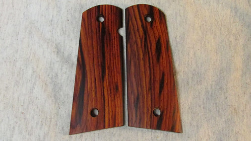 Les Baer Full Size 1911 Cocobolo grips #235