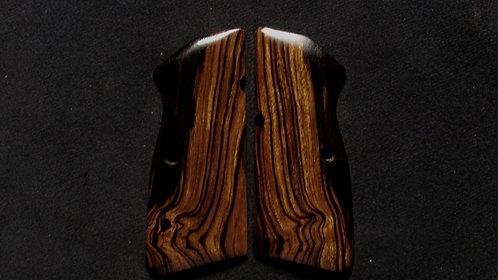 Browning Hi Power Ironwood grips #7