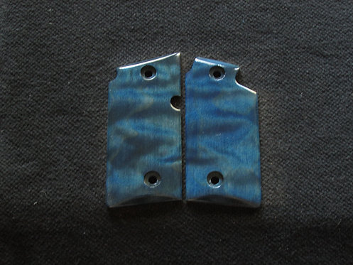 Sig Sauer p238 Quilted Maple Grips #55