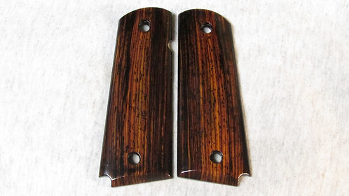 1911 Full Size Cocobolo Grips #77