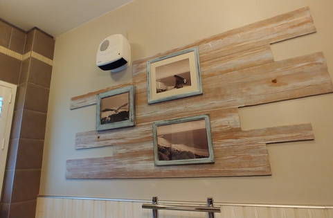 Dritwood Effect, Woodgrained Picture Board